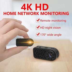 4k Mini Camera Wifi Small Action Wireless Night Version Camcorders IP Hotspot HD Video Micro Small Cam Motion Detection Vlog