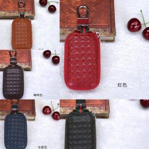 J2GAF Dide Brand Key 자동차 미니 코인 지갑 가죽 가죽 주관인 정품 키 Toyota Key Wallet Case Purse Keychain 자동차 키 케이스