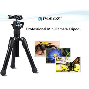 PULUZ 카메라 전문 미니 삼각대 삼각대 휴대용 빛과 짧은 촬영 브래킷 매크로 촬영 장비