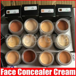 ماكياج الوجه المخفي برو Longwear المخفي مخبأ-CERNES 16 لون وجه الأساس CONCEALER CREAM