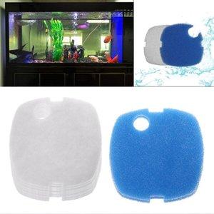 Almofadas de filtro de aquário de 10 pcs para Sunsun HW-302 / 505A Canister CASK Y200917