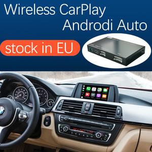 BMW 3 4 Serisi için Kablosuz Carplay Arayüzü F30 F31 F32 F33 F34 F35 F36 2011-2016, Android Ayna Link Airplay Ile Araba Oyna