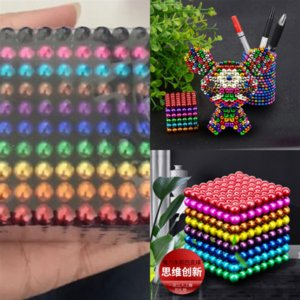 C5OUF Brand Puzzle Nouveau LED Bluetooth Buckyball Buckyball haut-parleur Decompression Decompression Toy Jouet Vert Tri Spinning Top Decompompression Spiner