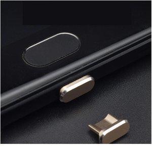 Android Phone Micro USB Anti Anti Dust Plug Caricabatterie Ricarica Interfaccia Porta arredata per Xiaomi Huawei Android Mobi Jllvqr
