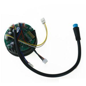 bluetooth circuit board dashboard spare scooter part for ninebot es1 es2 es3 es4