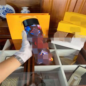 Bottiglie in pelle visualizzazione della temperatura iniziale unisex portatile Thermos tazza Classic Design Qualità dell'acqua alta boccetta di acqua libera la nave
