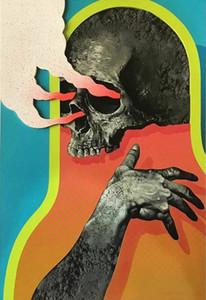 Banksy Dolk Kaws Ev Dekor Handpainted HD Baskı Yağlıboya Tuval Duvar Sanatı Tuval Resimleri 7844