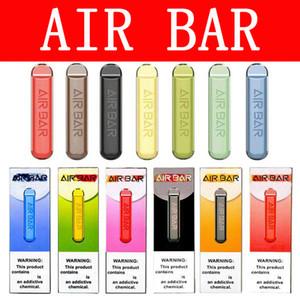 Barre d'air jetable Pens de Vape Pods Device Airbar 380mAh Batterie 500 Puffs Bar à baby Visable Vape Stylos jetables E-Cig