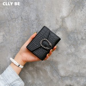 Short Leather Women Wallets Fashion Wallet Student Card Holder Ladies Clutch Bag Small Coin Purse