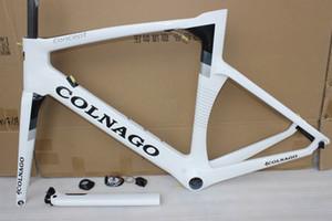 2020 Новый Колнаго Концепция T1000 UD Углерод из углерода Полный углеродный Дорожный Велосипед Рамка Гонки Велосипеда Фреймов Тайвань Рамки