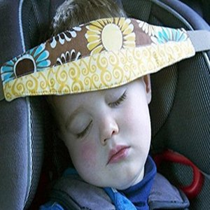 Adjustable Baby Stroller Sleep Belt Infant Safety Car Seat Head Support Kids Pram Seat Sleeping Holder Fastening Belt Head Care