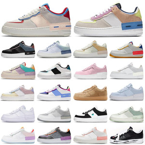 Manbasketballshoes shadow men women running shoes utility triple pale ivory sapphire aurora platform mens trainers sports sneakers runners