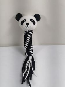 Pet toys  Dog toys  Dog Chew toys  Stuffed toy  Plush dog toy  rope panda NTtoy007
