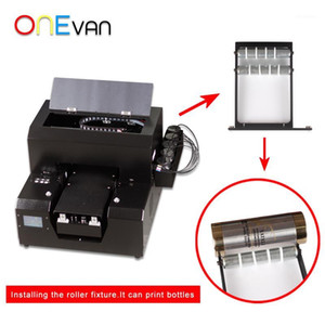 Printers Est 2021 Multifuntion DTG Printer Automatic Smart A4 UV For Metal Plastic Wooden With Quick Dry Ink1
