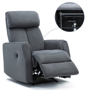 미국 주식 전원 안락 의자 Vevelt 직물 전기 안락 의자 누어 싱글 소파 거실 의자 전원 안락 의자 소파 W50123354
