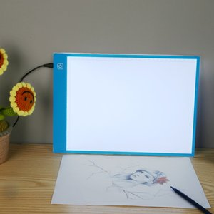 Digital A4 LED Copy Board Graphic Tablet for Drawing Sign Display Panel