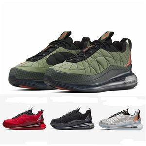 720-818 Retro Space Suit Shoes Winter Green White Black Red Mens Autumn Keep Warm USA Soldier Men 720s Trainers Sports Sneakers