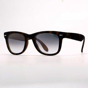 الرجال النظارات الشمسية نظارات قابلة للطي مصمم النظارات الشمسية حالة، العدسات، مع UV400 Sunglass الشمس للطي التجزئة بالتجزئة والزجاج حزم! juvj.