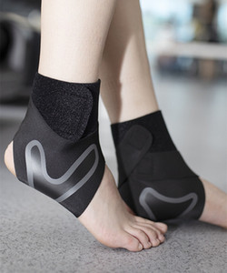Hot Professional Basketball Sports Safety Ankle Support Outdoor Sports Fixed Pressure Ankle Wrist Protector Outdoor Accs