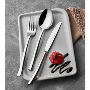 KILICLAR RIO Dinnerware Set 24 Pcs Stainless Steel Tableware Cutlery Set Vintage Quality Knife Fork Dining Dinner