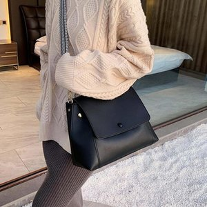 Strap New Korean Blue Designer Casual Ladies 2020 Bag Bag Fashion Wide Luxury Crossbody Shoulder Leather Handbags Messenger Udvnj
