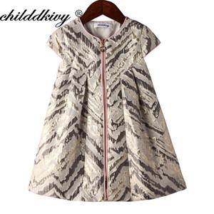 Kinddkivy 3-10 Jahre Kinder Kleider für Kleinkind Mädchen Herbst Winter Baby Mädchen Prinzessin Kleid Für Party Kinder Beiläufige Kleidung T200709