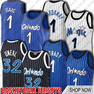 Shaquille ONeal 32 Tracy Jersey Penny Hardaway Mcgrady jerseys Orlando