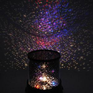 Hot Sale Colorful Sky Star Master Night Light Lovely Sky Starry Star Projector Novelty Gifts Led Light Lamp High Quality