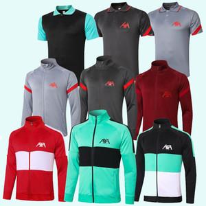 2020 2021 adult tracksuit jacket Survetement MBAPPE 20 21 Paris maillot de foot MBAPPE CAVANI zipper jacket TRAINING SUIT set