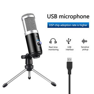 New USB Bee microphone condenser microphone recording studio for YouTube video Skype chat game podcast