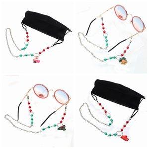 Masque Longe Extension imperdable chaîne Lunettes de Noël Masques de sécurité pratique repos oreille Holder corde Hang On cou cordes LJJP678