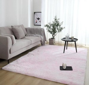 Area Living Rugs Shaggy Home Mat Dining Large Floor U2gs# Room Carpet For Skid Anti Rug 80*120cm 31.5*47.3inch Fluffy Bedroom Room sqcPx