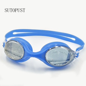 Adult Optical Swimming Goggles Professional Anti-fog Men Women Teens Swim Water Sports Eyewear Waterproof Dioptric Glasses