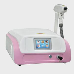 La rimozione del tatuaggio del laser Nd Yag ad alta potenza macchina professionale 532nm 1064nm 1320 nm pigmenti del tatuaggio Removal Machine