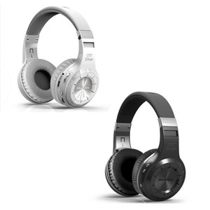 Original Bluedio HT Wireless Bluetooth Headset Strong Bass Stereo V5.0 Over-ear Headphones with Mic for Cellphones Smartphones Iphone Laptop