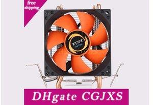 Cpu Fan U8 Супер Double Heat Pipe Desktop Computer