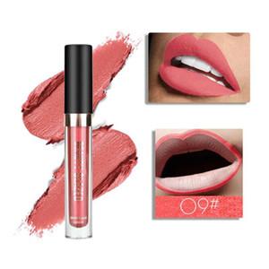 10 Colors Lip Lipstick Waterproof Mate Red Long Lasting Liquid Makeup Metallic Gloss Make Up Nude Lip Stick Matte Stick