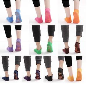 Meias bebê criança Piso Socks Crianças Yoga Trampolim meias de algodão Ankle Sock Chinelos Sports antiderrapante Curto Meias Tornozeleira M2961