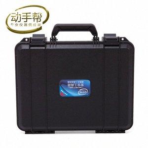 330x250x90mm ABS Ferramenta caso caixa de ferramentas mala resistente ao impacto caso a segurança selado equipamentos Hardware kit bin frete grátis L7hY #
