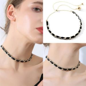 Z5O4 قلادة الكريستال دريمي رسائل اسم مخصص مخصص مجوهرات النساء قلادة تركية neckla القلائد أرقام شخصية