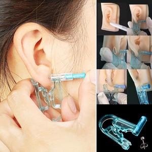 Sale New Arrival Puncture Tool 1PC Ear Gun Disposable No Pain Safe Sterile Body Ear Nose lip Piercing Kit