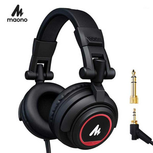 Professional Studio Monitor Headphones Over Ear with 50mm Driver MAONO AU-MH5011
