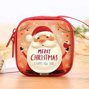 Exchange Toys Cane Decoration Pendant Christmas Eve Regalo per bambini Portafoglio per bambini