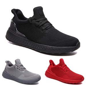 Hot Non-brand fashion men shoes outdoor mens trainers triple black triple white cool grey all red sports sneakers