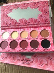 Verkauf Epacket !!! Makeup 12colors Lidschatten-Palette Stock-Verkauf nur 24 stücke von epacket