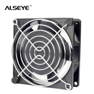 Alseye 9 cm AC 220/240 V Fan İki Rulman Soğutma Fanı Kapak 50/60 HZ 2600 RPM Metal Çerçeve 90mm AC Soğutma Fanlar1