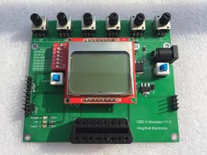 For Vehicle OBD Simulator 301 GPS xaxN#
