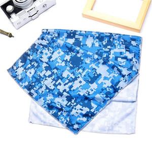 STAMPA DI PRINCIPAZIONE DEL MISTOGLIO DELLA PRINCIA Asciugamano freddo del cammuffamento, asciugamano freddo dello sport del fitness, asciugamano del raffreddamento dell asciugamano fresco magico, asciugamano del ghiaccio in microfibra HWF4181