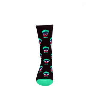 Halloween Creepy Clown Socks1