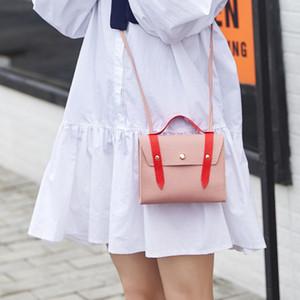 Heißer Verkaufs-Handtasche Oblique Quertasche Mädchen Umhängetasche trendy für Frauen Schulter-Minibeutel Umhängetaschen alexa Messenger